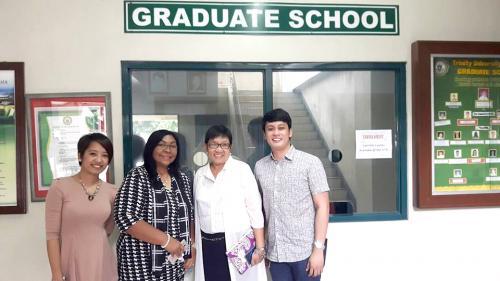 Partnership with TUA Grad School (1)