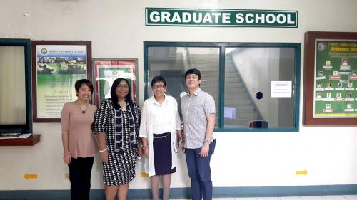 Partnership with TUA Grad School (2)